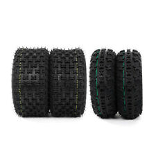 21x7-10 & 20x10-9 ATV TIRE Set of Four HONDA TRX 300EX 400EX 400X 450R