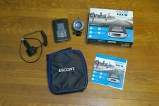 Mint Condition Escort Max 360c Radar Laser Detector Open Box FREE SHIPPING