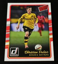 2016 Donruss Soccer Rated Rookie #224 Christian Pulisic HOTTT
