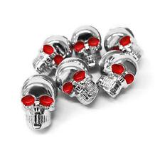 Custom Skeleton Skull Bolt Nuts Screws For Suzuki Marauder VZ 800 1600