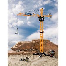 "XL MEGA KRAN ""Giant Crane"" - Riesenkran mit Kabelsteuerung FERNSTEUERUNG NEU"