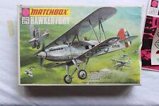 MATCHBOX HAWKER FURY 1/72 (206)