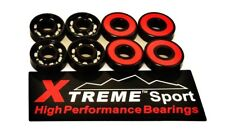 16 Pack Xtreme  608 ABEC 11 REDS HIGH PERFORMANCE BEARINGS SKATEBOARD SCOOTER