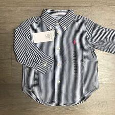 Bnwt Bébé Garçon Ralph Lauren 3 M chemise & lots vêtements 100% Authentique