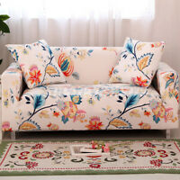 1/2/3/4 Seater Sofa Covers Couch Slipcover Stretch Elastic Furniture Protector