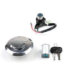 Ignition Switch Lock & Fuel Gas Cap Key Set pour Honda CM125 1987-1999