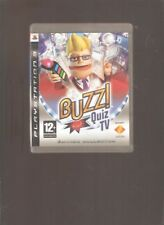 Rare !!! BUZZ! QUIZ TV : Le Plus Abouti de la Série. VERSION PROMO SONY PS3 NEUF