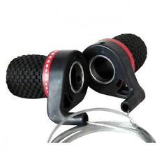 Latest Rubber Bike Bicycle Speed Shifter Derailleur Handle Twist Grip Gear Shift