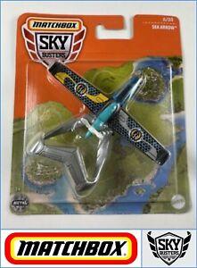 MATCHBOX  Sky Busters - Sea Sparrow Plane 2021/ GWK51  - Genuine Sealed