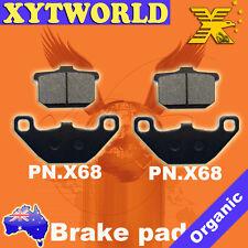 Front Brake Pads Kawasaki VN750 VN 750 A2-A5/A10 86-94
