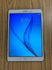 Samsung Galaxy Tab A SM-T550 16GB, Wi-Fi, 9.7in - White