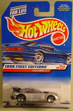 Hot Wheels Callaway C-7 1998 First Edition #31/40