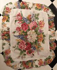 Vintage Ralph Lauren Melissa Beach House Southampton Standard Pillow Sham New