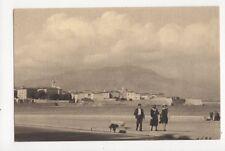 Ajaccio Corse Vintage Postcard 160a