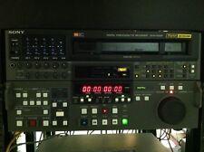 Sony DVW A500P A500PAL