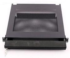 Penn Elcom Steel Rackmount Vented Laptop Security Drawer (1RU Space) EX-6301B