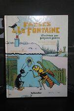 Fables de la Fontaine illustrées par Benjamin Rabier - Tome 1 - Ed. Tallandier