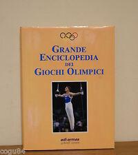 GRANDE ENCICLOPEDIA DEI GIOCHI OLIMPICI ed. Edi.Ermes 1992