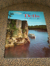 THE BEAUTIFUL DELLS OF THE WISCONSIN RIVER CENTENNIAL EDITION 1965 SOUVENIR BOOK