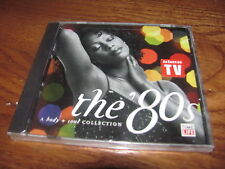 Body & Soul: Time LIFE; The 80's, Various Artists] New; Sealed & I Ship Faster