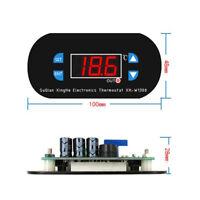220V Thermostat Digital Temperature Controller Temperature Control Switch Alarm