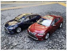 1/18 1:18 Scale Lexus ES300 ES300H 2019 Metal Diecast Model Car Blue/Red