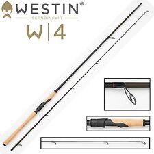 Westin W4 Powershad 240 cm MH 15-40g Spinnrute, Raubfischrute für Hecht & Zander