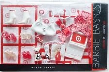 Barbie Basics Accessory Pack #1 Black Label Red Collection Target New!