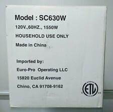Shark Portable Steamer Model Sc630W Brand New In Box Nib 1550W All Accessories