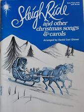 Glover Sleigh Ride & Other Christmas Songs Ez Piano