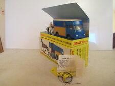 DINKY 571 SAVIEM GOELETTE SB2 THEAULT HORSE BOX SULKY MIB 9 EN BOITE SONICE L@@K
