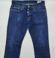 G-Star 3301 Straight DT 50716 W33 L30 blau Herren Men Designer Denim Jeans Hose