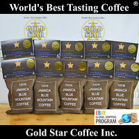 World's Best Coffee-10 lb Wallenford Estate Jamaica Blue Mountain Worldwide Ship
