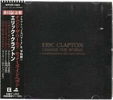 Eric Clapton - Change The World - Rare 1997 Japanese only 3 track CD
