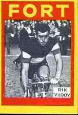 RIK VAN LOOY Cyclisme Cycling FORT Chromo card Wielrennen radsport Cyclist #10