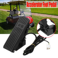 Electric Scooter Foot Throttle Speed Pedal Accelerator Bike Golf Car ATV