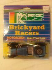 Vintage NIP Marz Karz Diecast Brickyard Racers Pull Back Car!