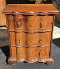 18th C Italian Inlaid Commode Chest or Side Table