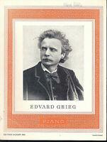 Edvard Grieg - Ausgewählte Werke