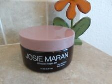 Josie Maran WHIPPED ARGAN OIL ULTRA HYDRATING BODY BUTTER 8oz Unscented NEW