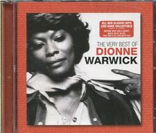 Dionne Warwick - The Very Best of CD 2016 Live