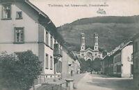 Ansichtskarte Todtnau Schwarzwald Friedrichstrasse (Nr.9208)