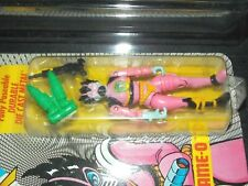 VTG 1980s 1985 1986 1987 LJN Bionic Six 6 MADAME O die cast metal action figure
