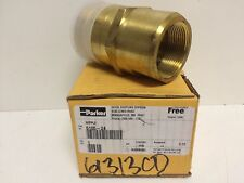 NEW PARKER 6100 SER. QUICK DISCONNECT COUPLING 6105-24