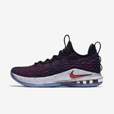 2f7fc120ad89 Nike Lebron 15 XV Low Supernova AO1755 900 Mens Basketball Shoes
