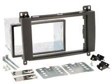 für Mercedes Vito W447 Auto Radio Blende Montage Einbau Rahmen Doppel-DIN 2-DIN