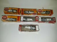 Vintage lot of spark plugs NGK Champion NOS