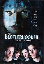 The Brotherhood III - Young Demons (DVD, 2002) BRAND NEW FACTORY SEALED