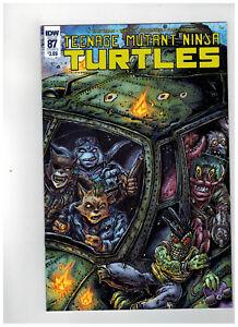 TEENAGE MUTANT NINJA TURTLES #87  1st Printing - Cover B   / 2018 IDW Publishing