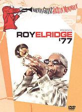 Norman Granz Jazz in Montreux - Roy Eldridge 77 (DVD, 2004) BRAND NEW
